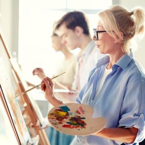CLS laboratorio di disegno e di pittura