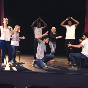 CLS laboratorio di teatro