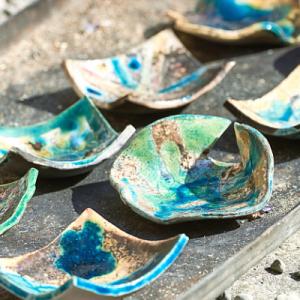 CLS corso di ceramica Raku