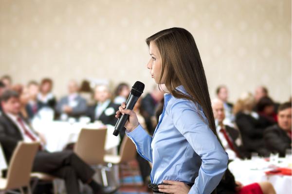 cls corso di dizione e public speaking