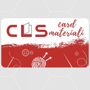 cls card per upgrade materiali creativi