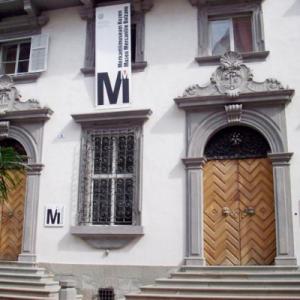 foto del palazzo Mercantile di Bolzano - esempio del Barocco in Alto Adige